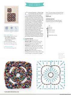 Simply Crochet - Issue 23 2014 - 紫苏 - 紫苏的博客