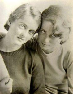 Bette Davis - Bette & Bobby Davis
