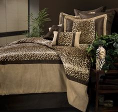 animal print quilts | ... bedding has introduced a new look bedding by name churi that can