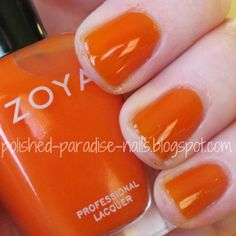 Polished Paradise: Birchbox Zoya Blogger Trio. @Zoya Nail Polish Coraline.  Click on the picture for coat by coat swatches.