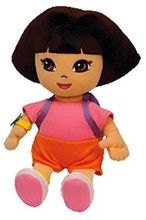 "Dora the Explorer Small 8"""" Plush Toy"