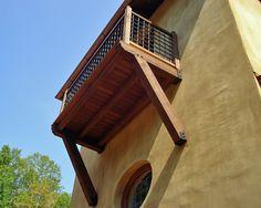 Aluminum Balcony Railing Iron Railing False Balcony
