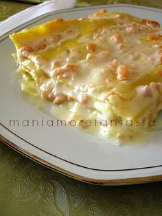 No Salt Recipes, Fish Recipes, Seafood Recipes, Pasta Recipes, Cooking Recipes, Food Texture, Cannelloni, Ravioli, International Recipes