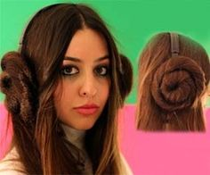 The minute you see these, you will have to buy them. How awesome are they? Made of synthetic hair, they come as a hair bun you glue/ attach onto your headphones and walk around feeling Leia-esque. And whilst looking groovy in these Galactic Princess Headphones, check out Wookipedia for the Star Wars slang.
