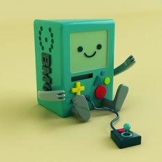 BMO 3D Adventure Time