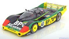 Porsche 956L, 24h Le Mans 1983, No.47, Henn/Ballot-Lena/Schlesser. Minichamps, 1/18, No.180 836947. Limited Edition 1002 pcs. 150 EUR
