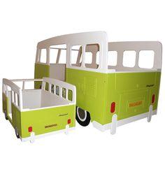 Kinderbett junge bus  Selbstgebautes T1 Kinder-Bett 1 | Wohnen | Pinterest | Kinder bett ...