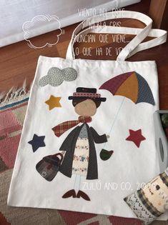 Zulu und Co: Ostwind - Zulu und Co: Ostwind - Quilted Purse Patterns, Patchwork Bags, Applique Patterns, Quilt Patterns, Zulu, Colchas Country, Country Quilts, Wool Applique, Applique Quilts
