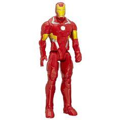 Marvel Avengers Titan Hero Series Iron Man Action Figure 55342460bcd
