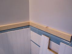 Photo Gallery For Photographers Beadboard over tile now that we ure done with ours I can second her