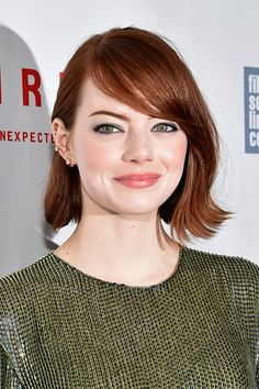 Short hair inspiration: Emma Stone