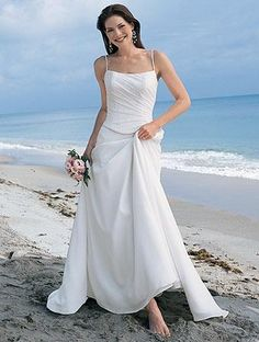 Robe de mariée de nouveauté avec col carré