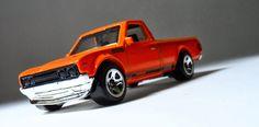1972 Datsun 620 (Hot Wheels)