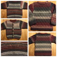 #twinnen #cardigan + #sweater #baby #toddler #brothers Vraag mij, ik brei   #tegendonatie #NAH #breiNwerk #breien  #knitting #kinderkleding #kidswear #homemade #withlove #knitwear  #nietaangeborenhersenletsel #knittersofpinterest #nahproject #breipatroon #breieninopdracht #wol #wool #naturalmaterials Instagram @brei_n_werk