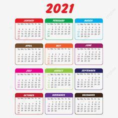 Free Printable Calendar Templates, Calendar Design Template, Yearly Calendar, 2021 Calendar, Letra Drop Cap, Microsoft Word 2010, Work Planner, Nouvel An, Resume Templates