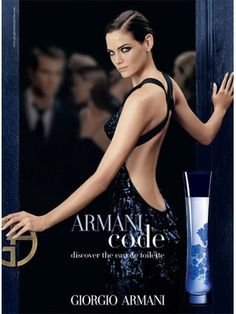 Armani Code for Women...one of my favourite perfumes!