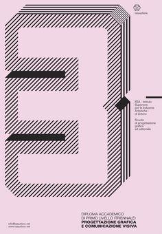 Leonardo Sonnoli / ISIA Urbino / Progettazione Grafica e Typography Images, Typography Layout, Typography Inspiration, Design Inspiration, Type Posters, Graphic Design Posters, Graphic Design Typography, Graphic Designers, Typo Design