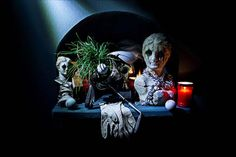 Niche Of Wonders: Dan Bannino Photographs Fun Still Lifes Based On Musicians' Unique Hobbies And Passions