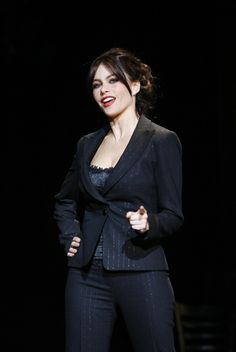 "Chicago Cast Members from Around the World: Sofia Vergara, from Columbia, played Matron ""Mama"" Morton in New York"