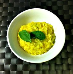 Thermomix Spinach and Pumpkin Risotto