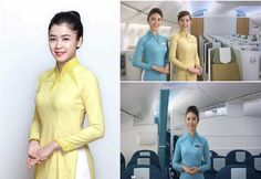 Vietnam Airlines uniform