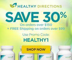 Healthy Directions  #labordaysale  http://www.planetgoldilocks.com/Vitamins.htm #vitamins #health  #healthydirections