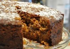I'm being resourceful again! We had a few apples that were past eating condition and they've ended up in this lovely comforting cake from Mary Berry's Baking Bible. The original recipe is below, ta...