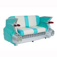 C-CAR SOFA (Turquoise)