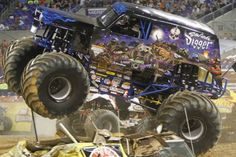 Monster jam/SON~OF~A~DIGGER