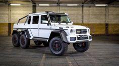 2014 Mercedes-Ben CG63 6x6 by Carlsson