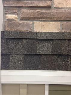 Best Owens Corning Oakridge Twilight Black Roof Shingles Nh 640 x 480