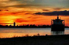 Louisianna Sunset.