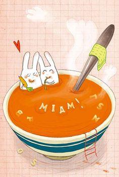 alphabet soup hot tub
