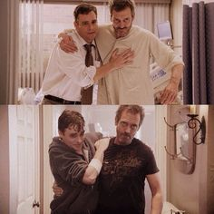 Wilson and House...❤️