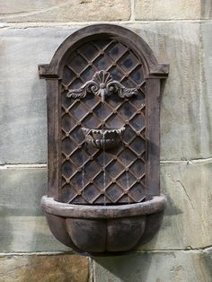 55 Best Wall Fountain In Courtyard Images Wall Fountain 400 x 300