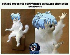 memes de Assasination Classroom :D(Ansatsu Kyoushitsu) # Humor # amreading # books # wattpad Otaku Anime, Anime Meme, Anime Guys, Reading Meme, Classroom Memes, Koro Sensei, Nagisa And Karma, Nagisa Shiota, Cute Animal Drawings Kawaii