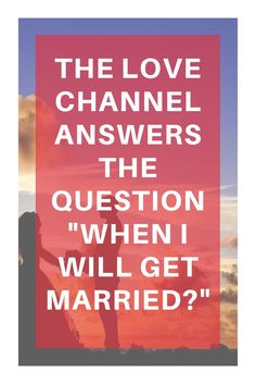 A psychic let's a reader know when marriage is in her future.