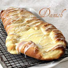 Cream Cheese Danish...