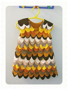 Owl dress- so cute!
