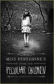 """Miss Peregrine's Home for Peculiar Children...i read this its a great book, and there is a part 2 to it called """"  Hollow city"""" it comes out januray 2014,.... A must read!"""