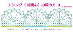 かぎ編み Crochet Japan : 3月 2016