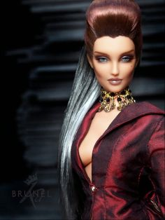 Collecting Fashion Dolls by Terri Gold: Coming Soon From Kingdom Doll: Brunel