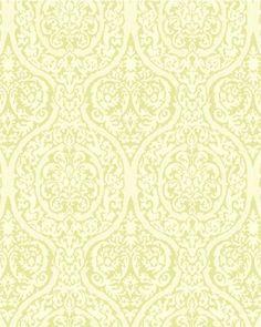 WA7732 | Waverly Classics, Yellow Bright Idea Harlequin Wallpaper | TotalWallcovering.Com