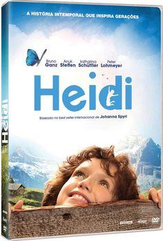 Heidi, Anna Schinz - DVD Zona 2. Comprar filmes e DVD na Fnac.pt