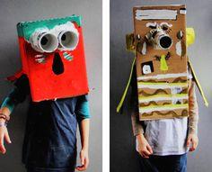 BEESTIG BEZIG: maskers (deel 2)