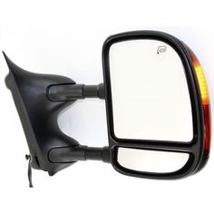 New Driver Side Power Non-Heated Non-Tow Door Mirror For Nissan Sentra 2007-2012