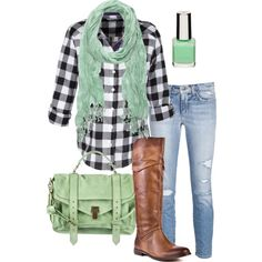 need shirt and the scarf!