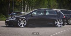 WSEE TOUR 2016 VW GOLF MK7 www.jayjoe.at