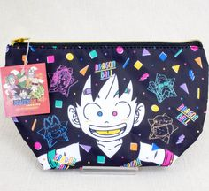 Dragon Ball Z Makeup Pouch Mini Bag ThankyouMart JAPAN ANIME MANGA 4