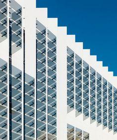 Rafael de La-Hoz. Repsol Headquarters #9 by Ximo Michavila, via Flickr